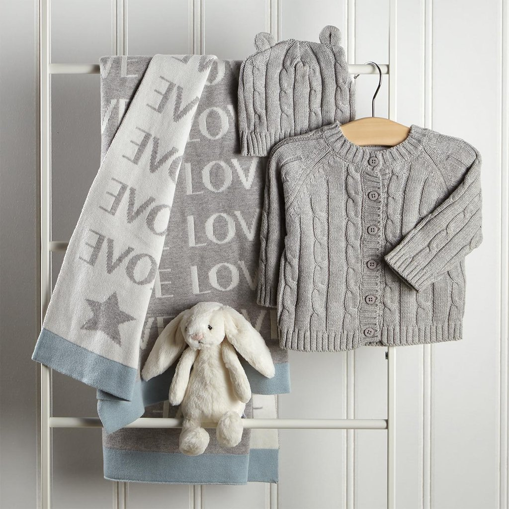 Snuggle Bunny baby shower gift set | Best baby shower gifts under $150