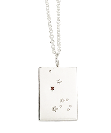 Best baby shower gifts $50-150: Stars and stones constellation necklace from Julian & Co | Cool Mom Picks Baby Shower Gift Guide