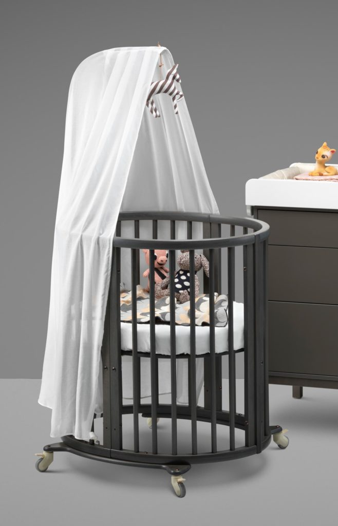 Stokke convertible Sleepi crib: The best luxury baby gifts and shower splurges
