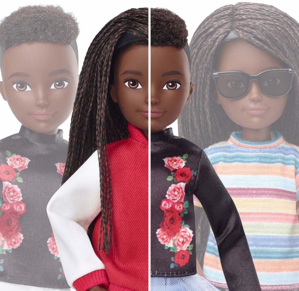 Creatable World gender-neutral dolls and dress-up kits are inclusive for all kids