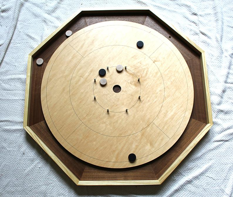 Why we're loving the Canadian game Crokinole: What it is, and how to find a board