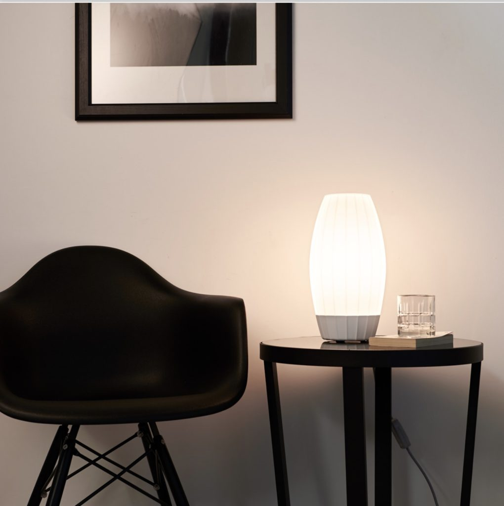 Gantri Zeppelin lamp: sustainably made, modern, 3-d printed designer lamps at great prices