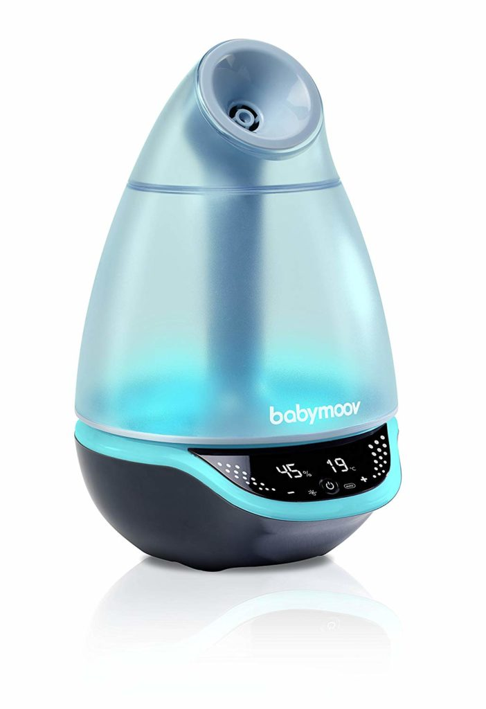 Babymoov Hygro + Cool mist 3-in-1 humidifier | best baby shower gifts $50-150