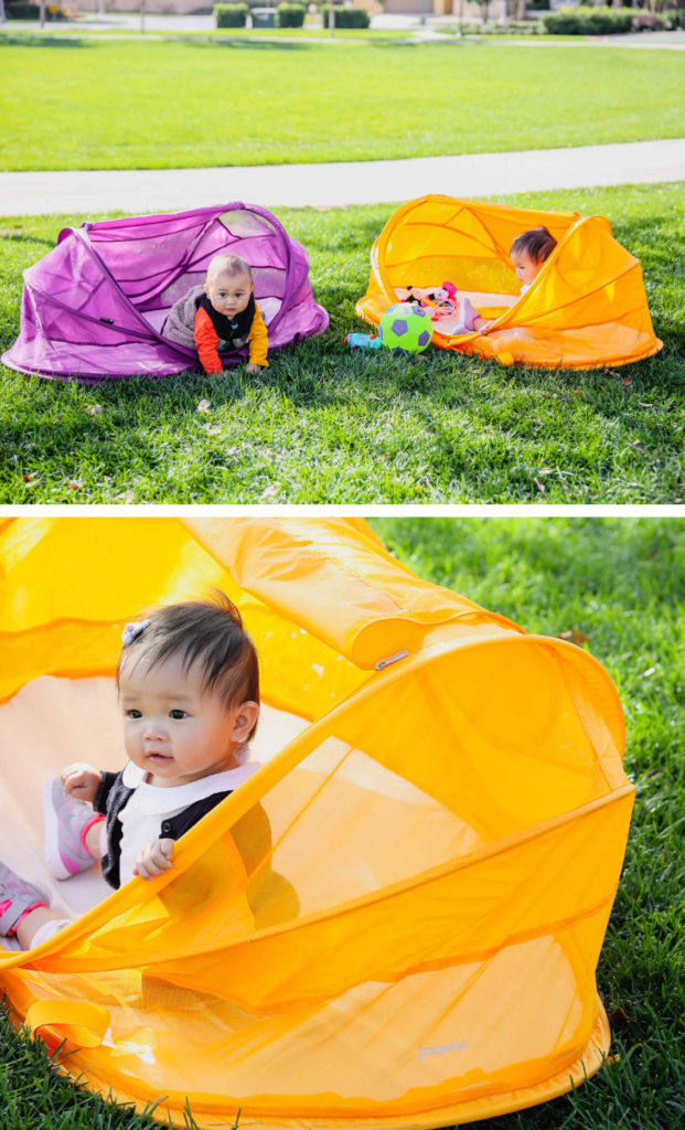Best baby gifts under $150: Joovy Gloo portable infant crib and play yard