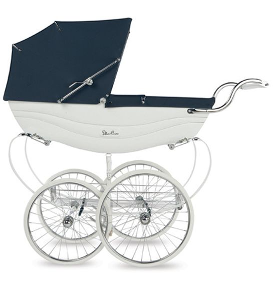 The Silver Cross Balmoral Pram, aka Kate Middleton's pick of prams: The best luxury baby gifts and shower splurges
