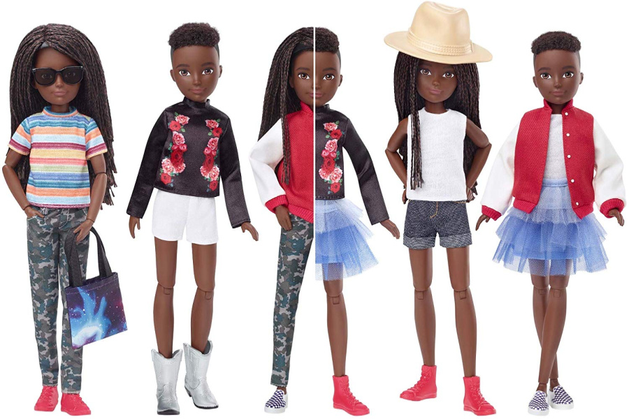 Mattel's Creatable World and other progress towards gender non-comformity and inclusivity: Editors Best of the Year
