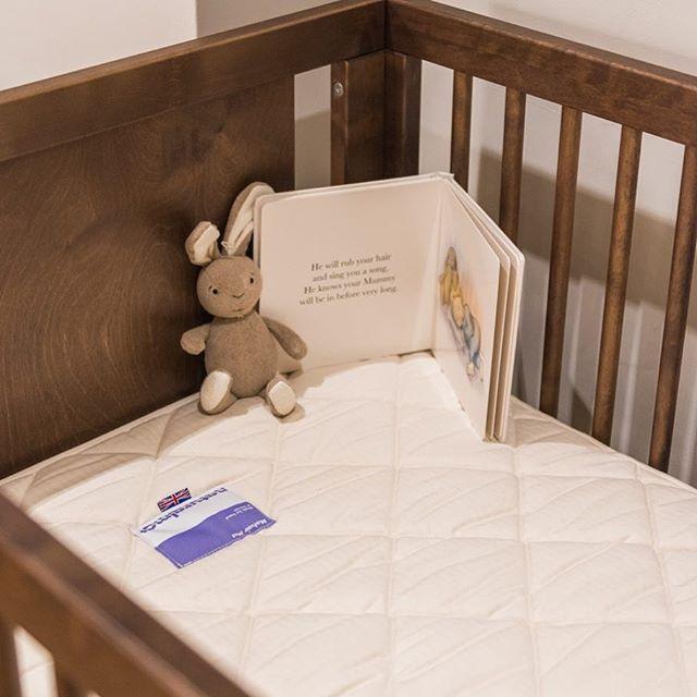 Naturalmat certified organic, chemical-free, handmade crib mattress: The best luxury baby gifts and shower splurges