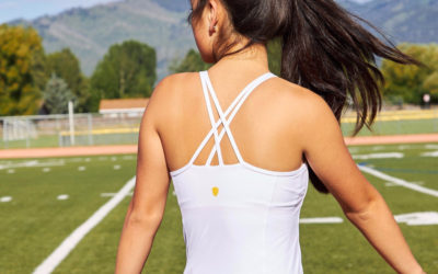 We found the perfect athletic tank for girls, and two other fab new essentials from Yellowberry.