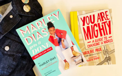 2 great books about raising activist kids: Cool Mom Picks Book Club selection 10