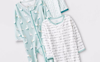 The affordable, life-saving, NO FREAKING SNAPS baby pajamas our readers swear by