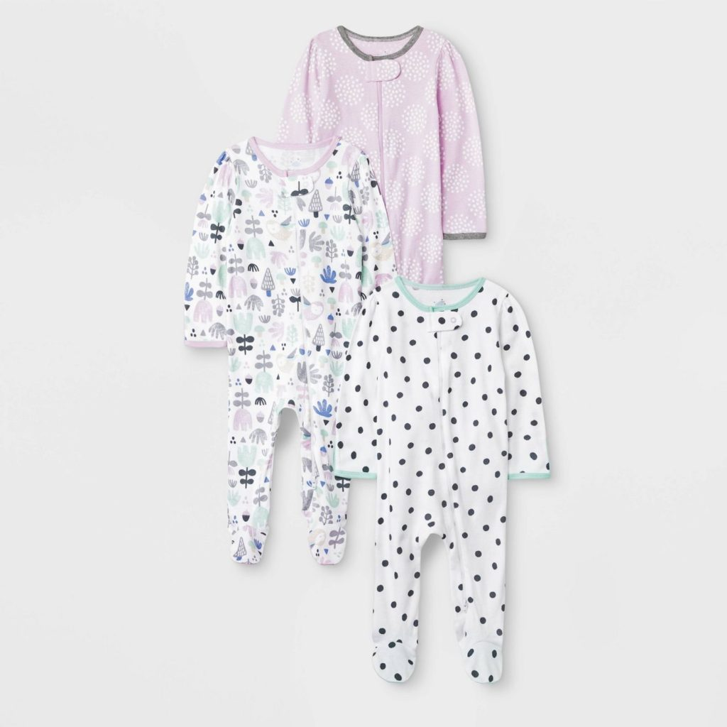 The affordable, life-saving, NO SNAP baby pajamas our readers swear by
