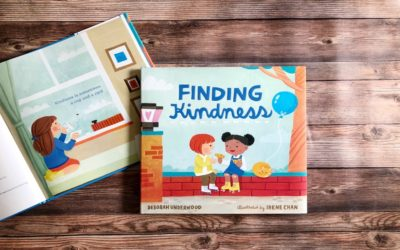 Finding Kindness: A beautiful new children's book with a message the world needs | Sponsored Message