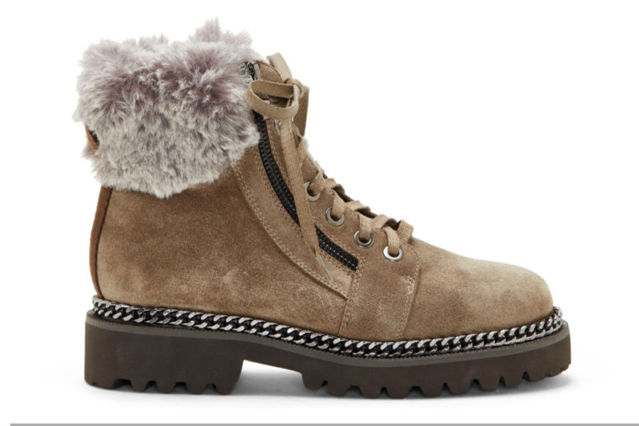 Fur-trimmed booties for fall and winter: 5 of my favorite ways to get your tootsies up to trend