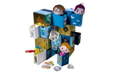 This magical Harry Potter Advent calendar is so cool! Grab one now or good luck finding one.