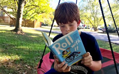 Roll with It: The best full-of-heart read for kids since Wonder