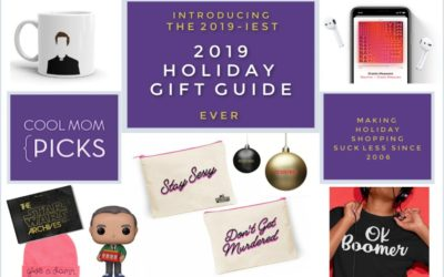 It's here! Our 2019 Holiday Gift Guide. And it's very 2019.