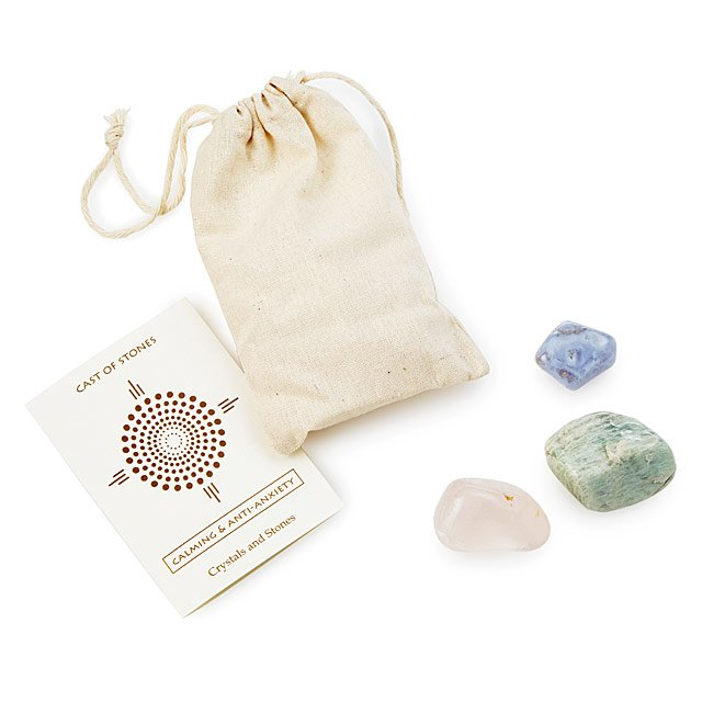 Cool gifts under $15: Calming affirmation stones