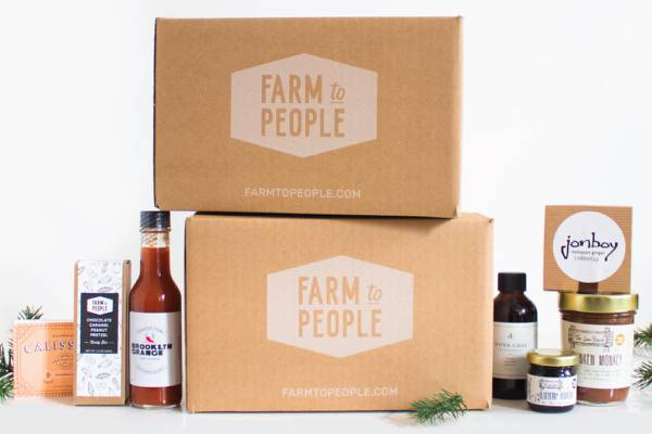 Farm to People Gift Boxes