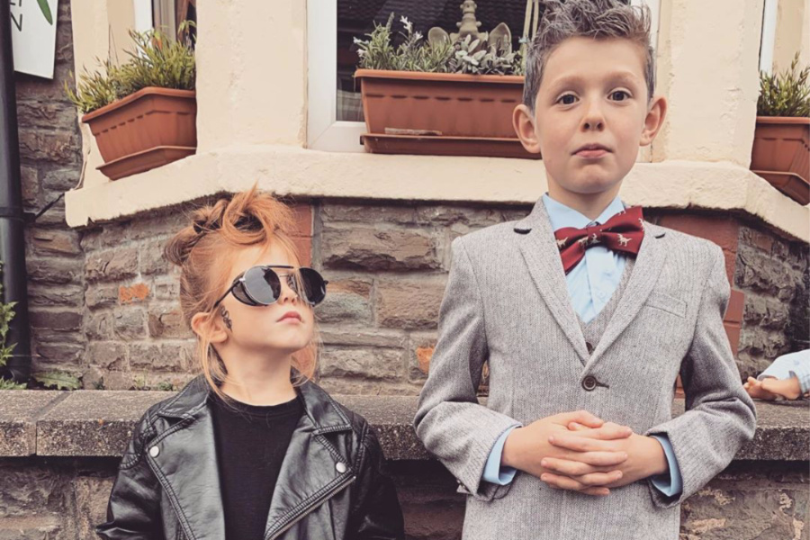 The Most Creative Handmade Kids Halloween Costumes On