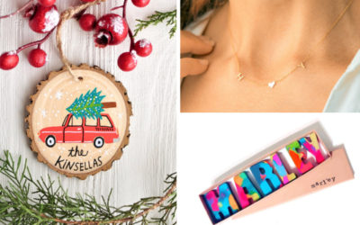 17 wonderful (and affordable!) personalized holiday gifts you can still get in time for Christmas.