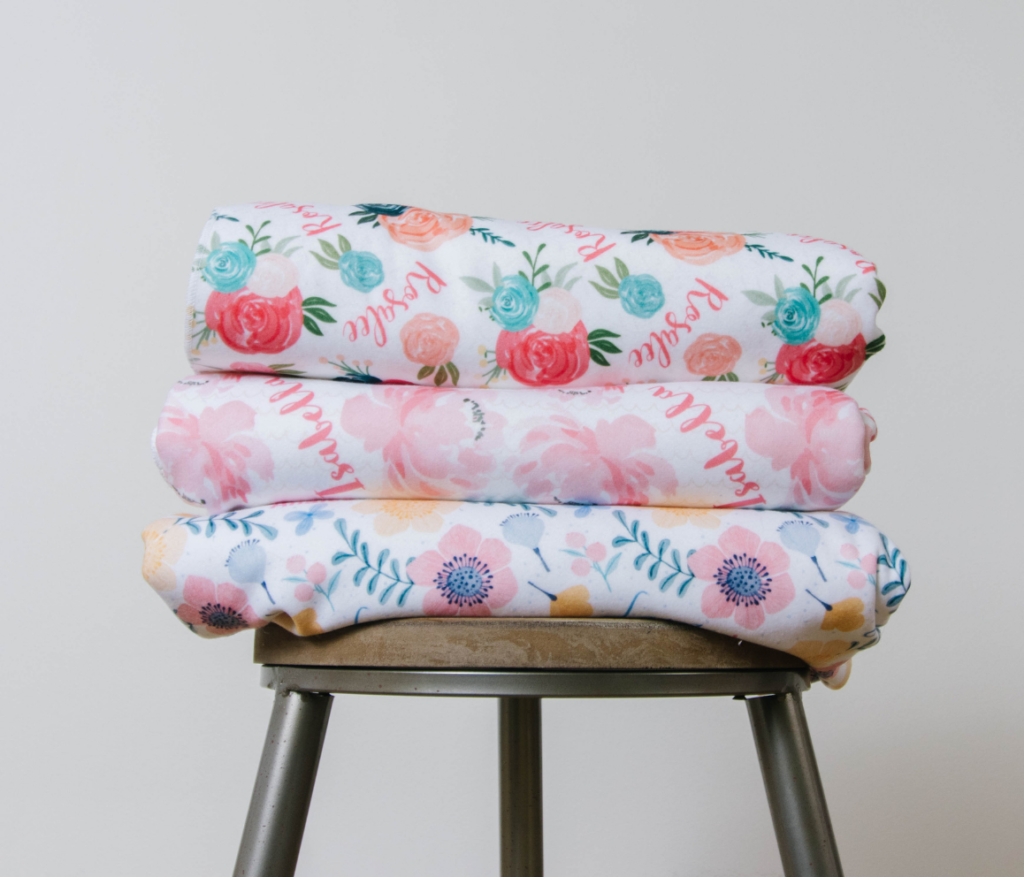 Audrey & Bear baby swaddles donate one to a baby in need through Swaddle4Swaddle