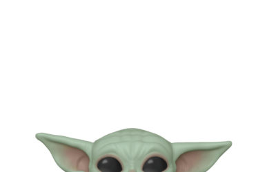 Baby Yoda Funko POP! The stocking stuffer we desperately want will be here…not by Christmas.