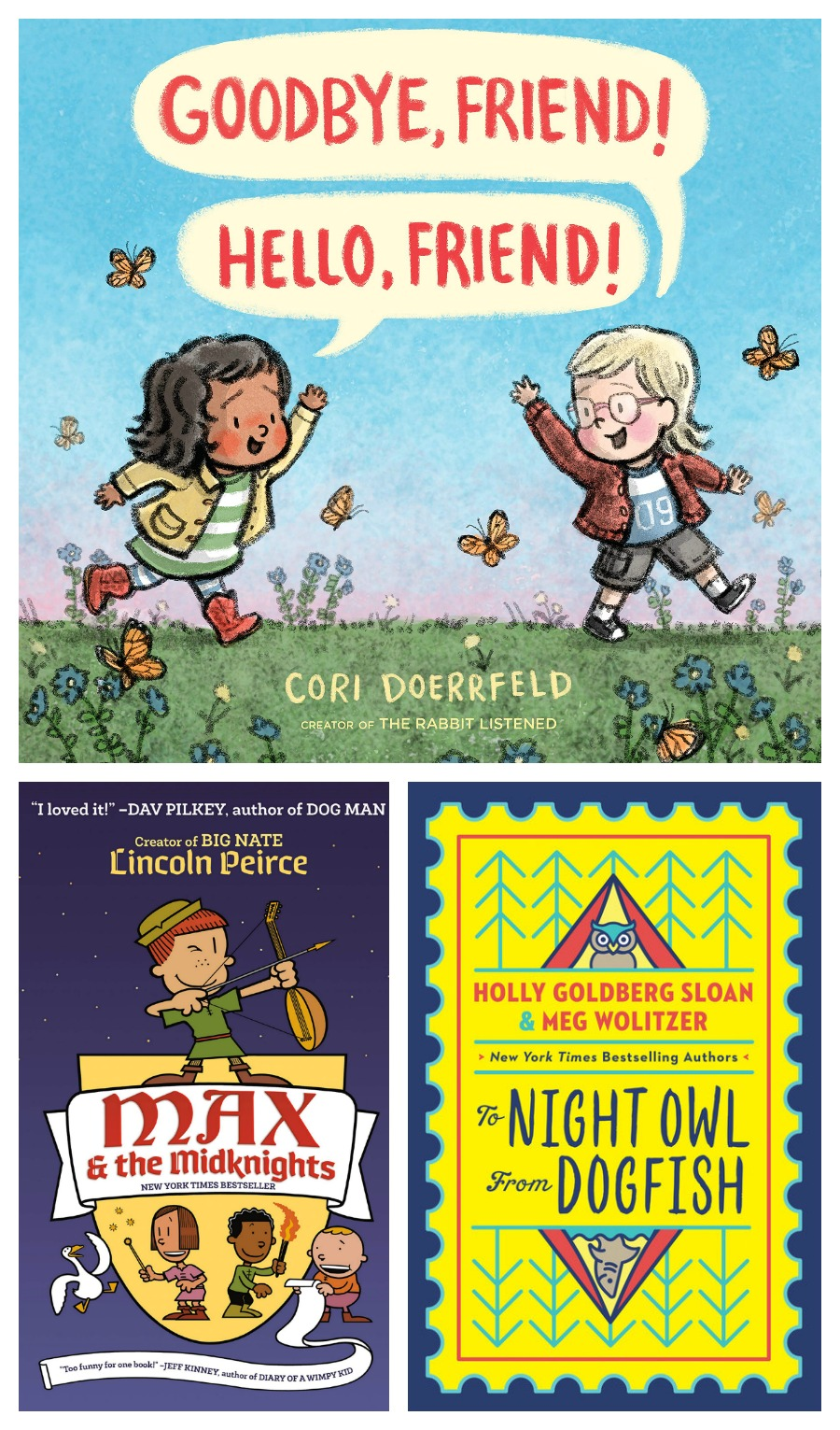 Best children's books of 2019: Selections from Brightly's list