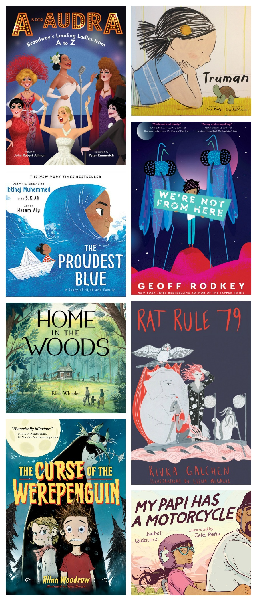 Best children's books of 2019: NPR's best children's books picks
