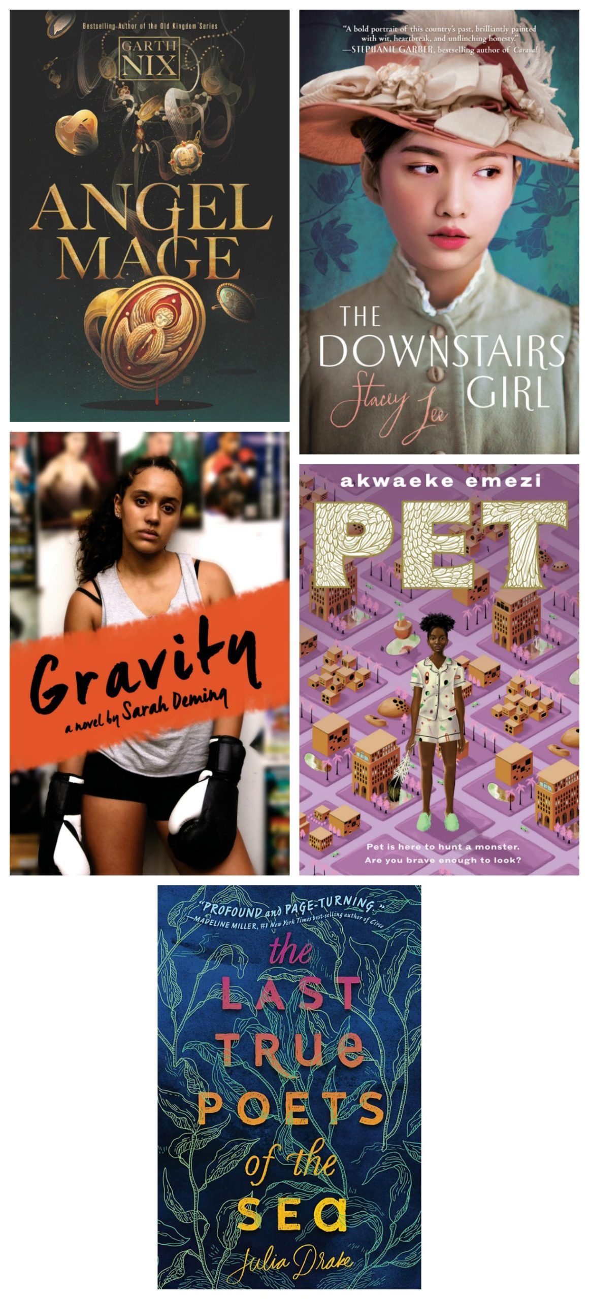 The best children's books of 2019: The Publisher's Weekly choices for best YA books