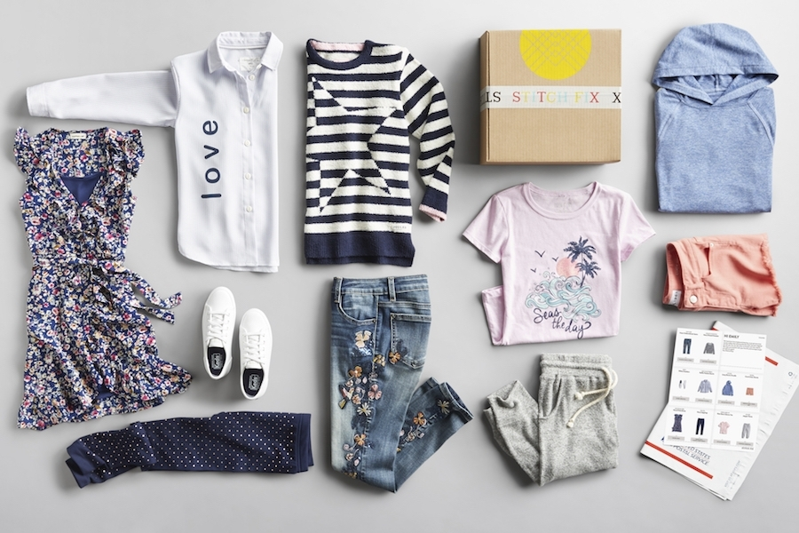 Best subscription gifts for kids: Stitch Fix kids is a big hit for clothing lovers!