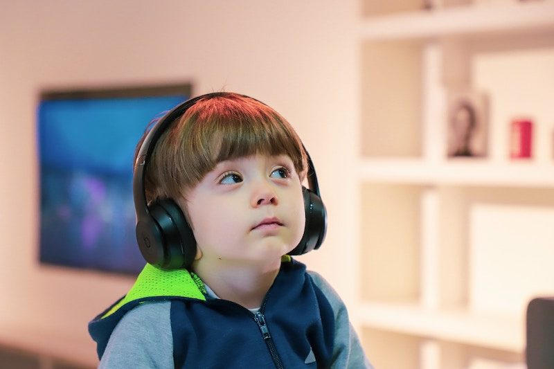 Tips for hosting a child with special needs at the holidays: Know where our headphones are, so kids can take a break to watch a movie without background noise. | Photo by Alireza Attari via Unsplash