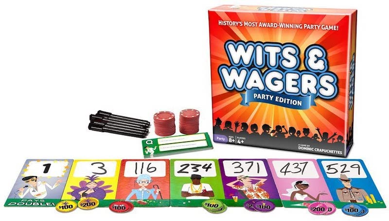 Board games you can play remotely: Get your Vegas fix with Wits & Wagers