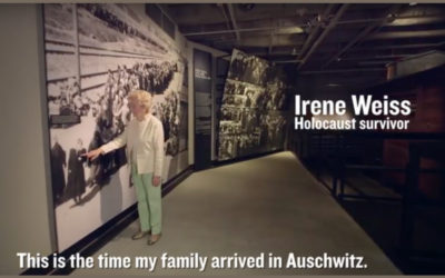 Outstanding videos and resources to teach our kids about the Holocaust on Holocaust Remembrance Day.