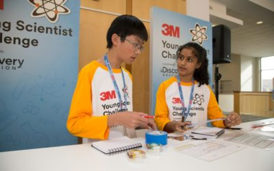 Here's how your budding young scientist could win $25,000!