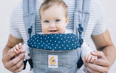 Resell your used Ergobaby carriers with this cool new program that keeps more baby gear out of landfills