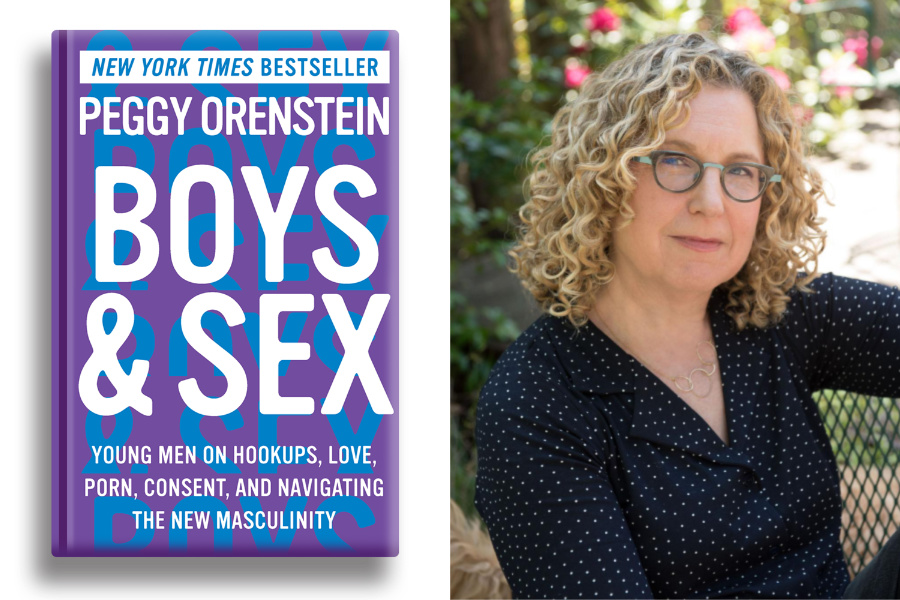 Peggy Orenstein on Boys and Sex… and hookups and love and masculinity and consent and yes, porn | Spawned 187