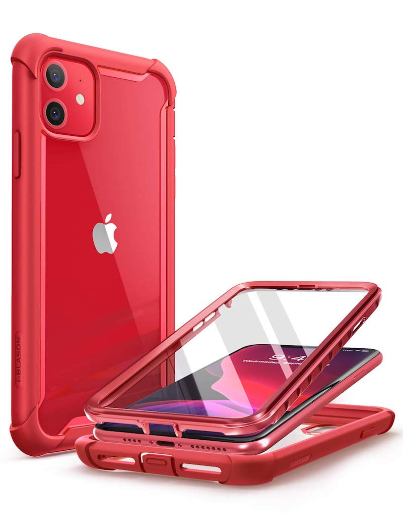 Valentine's Day gift ideas for boys: A new metallic red phone case