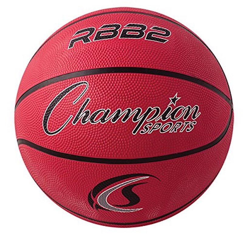 Valentine's Day gift ideas for boys: Fresh sports gear, like this cherry red basketball.