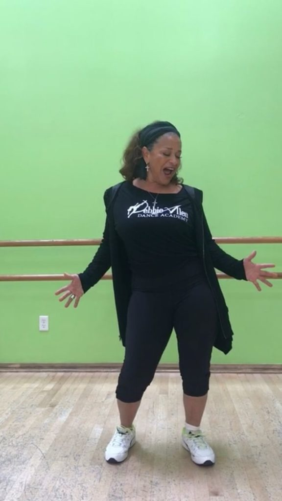 Dance with Debbie Allen: The free Instagram live dance classes from the famed choreographer