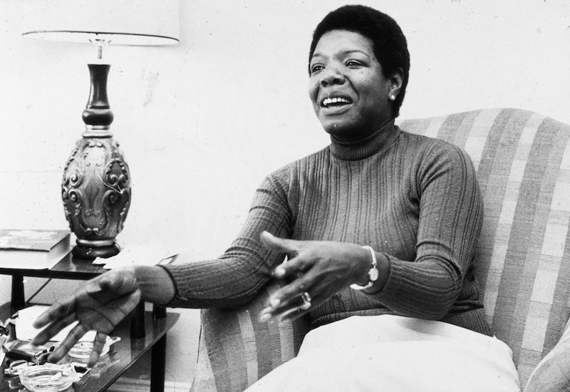 Educational documentaries: Maya Angelou: And Still I Rise
