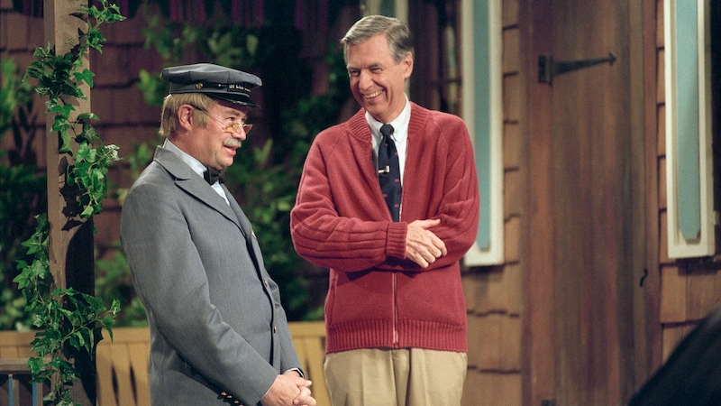 Educational documentaries: Won't You Be My Neighbor?
