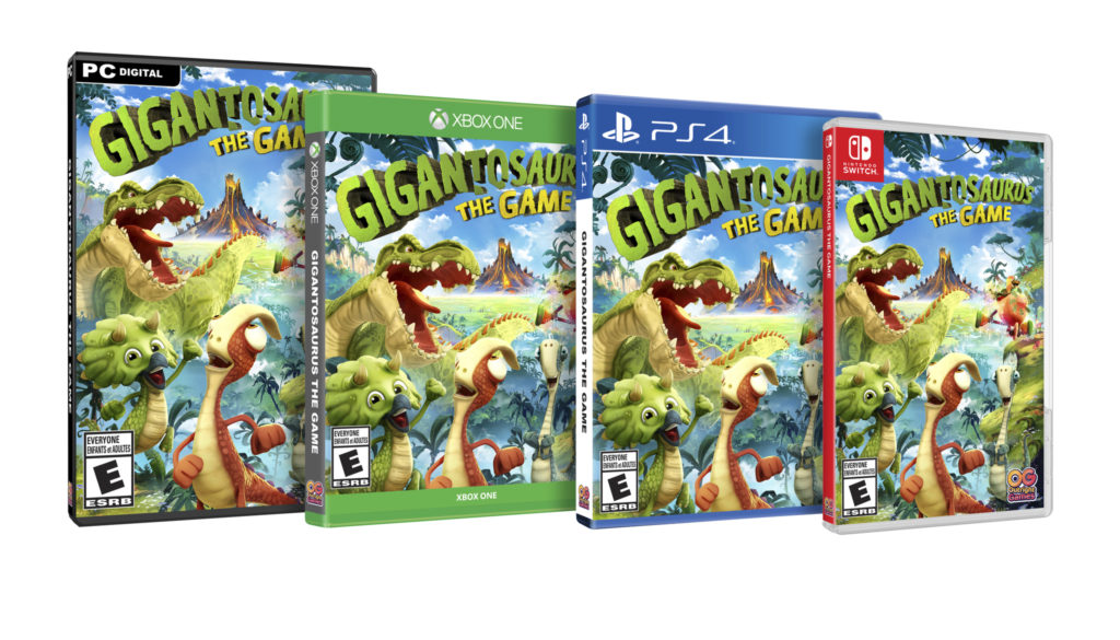 Gigantosaurus: The Game is the brand new, family-friendly game for kids 4-8 based on the popular Disney Jr show. Available for download now. (Sponsor)