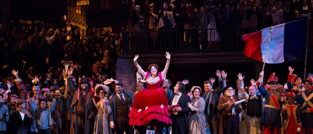 Free Met Opera encore performances each night online: La Boheme