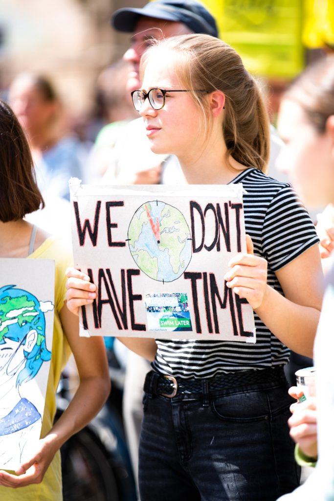 Support your teen's activism this Earth Day