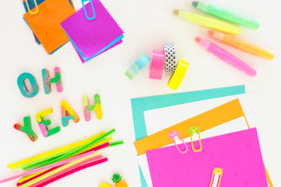 4 colorful DIY crafts from Joy Cho to inspire curiosity in your kids