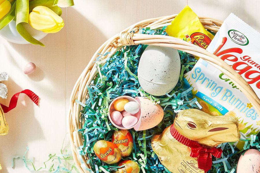 50+ creative ideas for Easter Basket gifts from the drugstore. Easy!