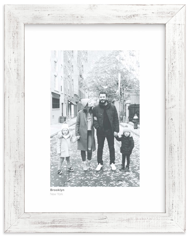 Meaningful Mother's Day gifts for mom or grandma: a framed photo of the family she's missing | Mother's Day Gift Guide