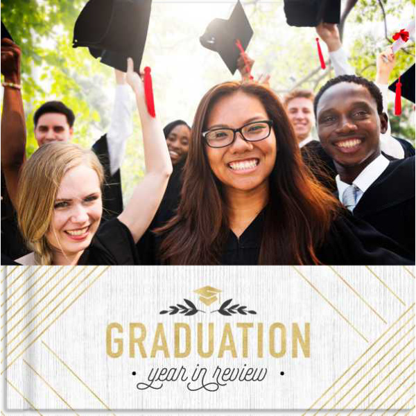 How to celebrate graduates during Covid 19: Make a special graduation photo album from Mixbook or other sites