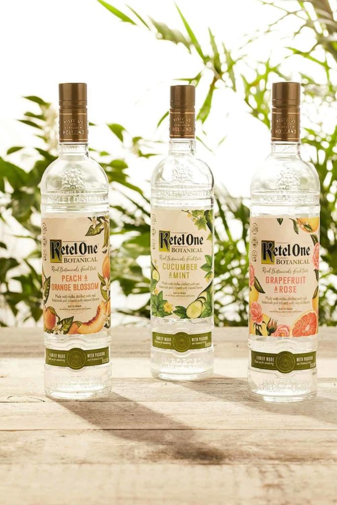Ketel One botanicals: Self-care gifts for Mother's Day 2020