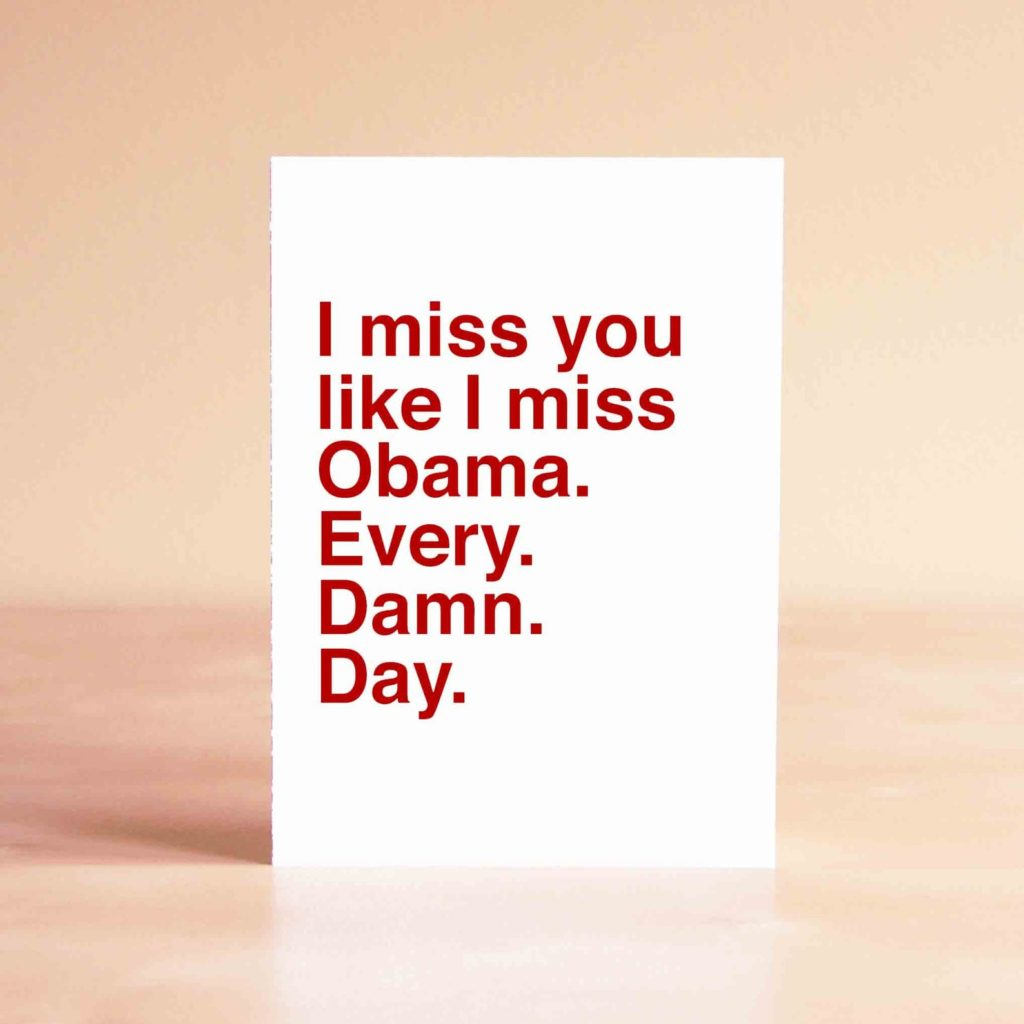 Meaningful Mother's Day gifts for mom or grandma: A card to. make her laugh -- or cry | This one from Sad Shop